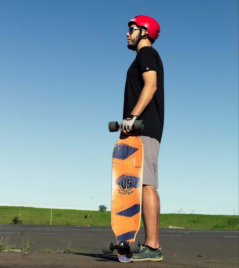 protective skateboard gear