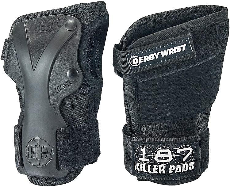 187 Killer Pads Derby Wrist Guards