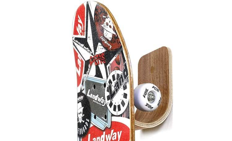 Belfi Design Skateboard Wall Mount