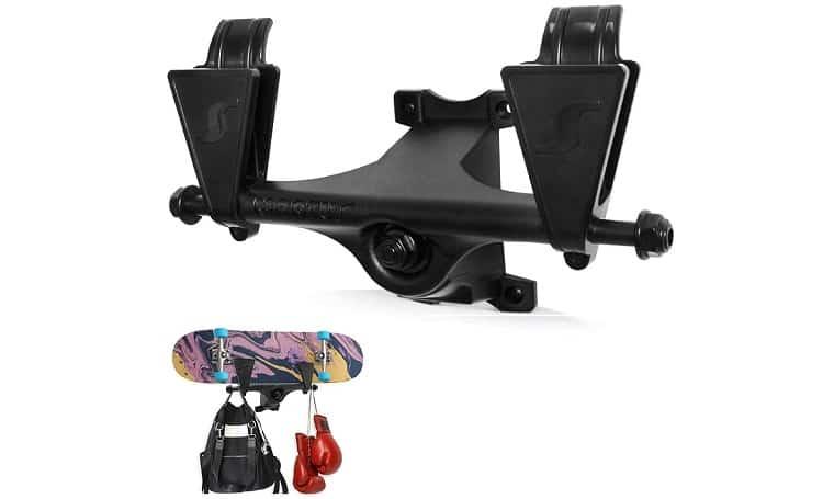 NEDVI Skateboard Wall Hanger Skateboard Holder