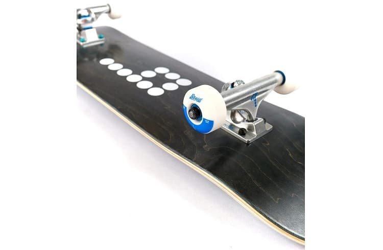 Braille Skateboarding Starter Skateboard